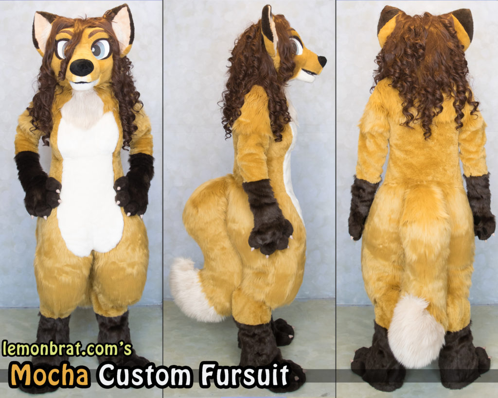 lemonbrat fursuits – Gallery