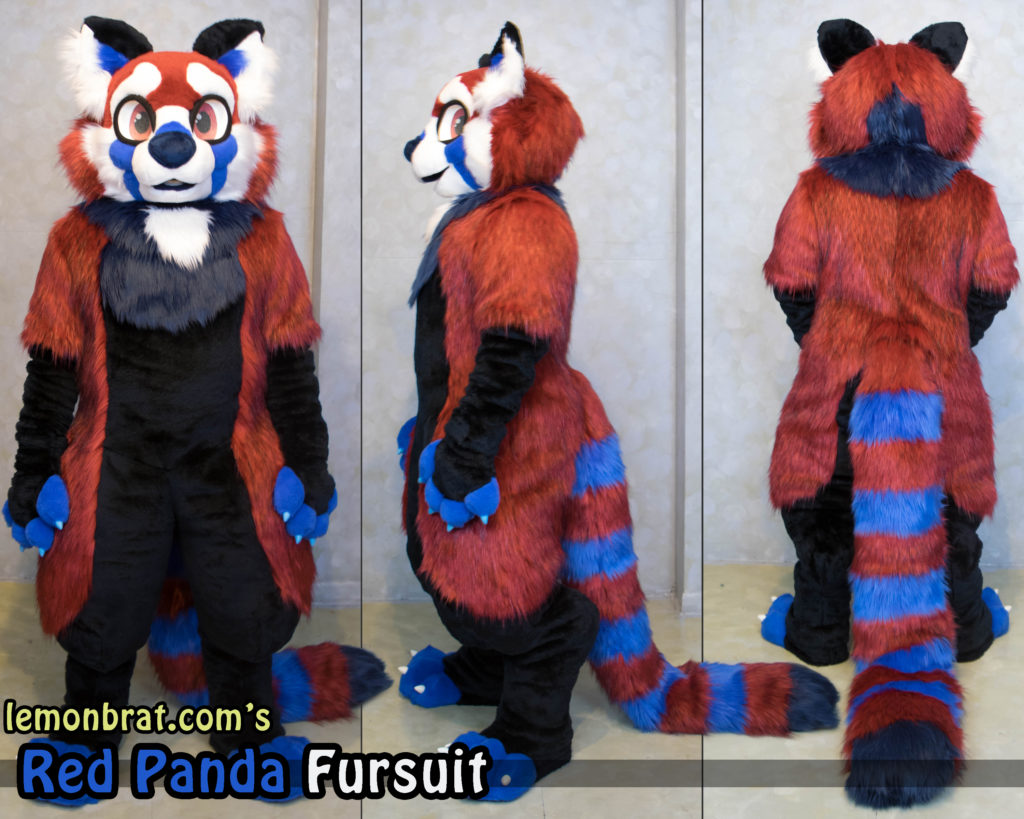 Lemonbrat Fursuits Gallery